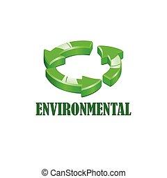 Environmentsl company logo