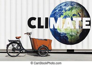 environnement, climat, concept