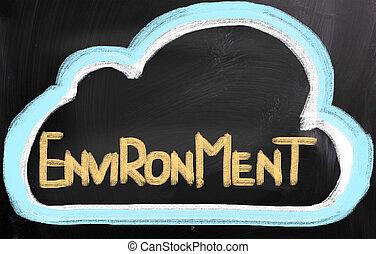 environnement, concept