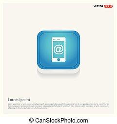 envoyer enveloppe, icône