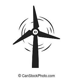 eolic, trubine, vento