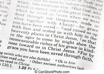 ephesians, 2:8