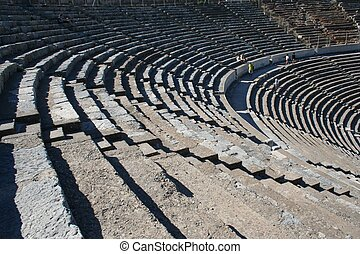 ephesus, 聖書, 競技場