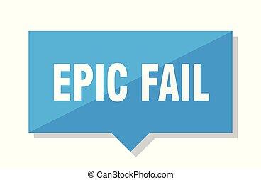 epic fail price tag - epic fail blue square price tag