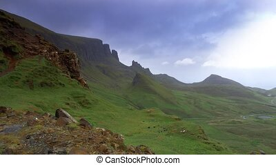 Epic Quiraing, Scotland - Graded Version - Graded and...