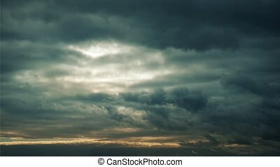 episch, cinematic, himmelsgewölbe