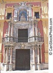 Episcopal Palace, Plaza del Obispo - Episcopal Palace ...