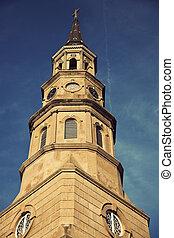 episcopal, s., philip's, iglesia