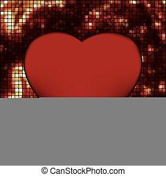 eps, space., valentine kártya, 8, másol, mózesi