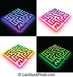 eps10, μικροβιοφορέας , θέτω , labyrinth.