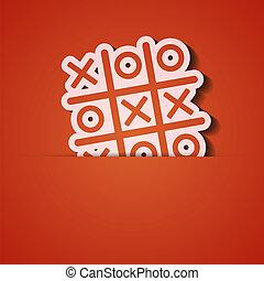 eps10, バックグラウンド。, ベクトル, applique., オレンジ, アイコン