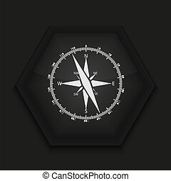 eps10, 創造的, バックグラウンド。, ベクトル, 黒, アイコン