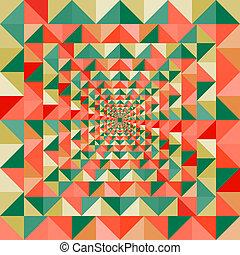 eps10, coloré, modèle, effet, seamless, arrière-plan., visuel, file.