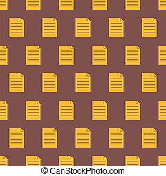 eps10, pattern., seamless, struttura, fondo., vettore
