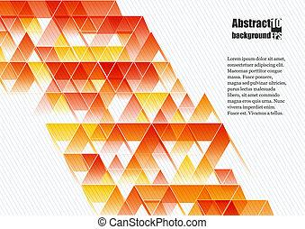 eps10, résumé, pattern., illustration, vecteur, fond, géométrique