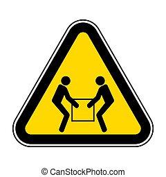 eps.10, usage, fond, symbole, isoler, deux, illustration, signe, personne, ascenseur, blanc