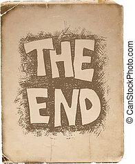 eps8, end., drawn., vetorial, mão, design.