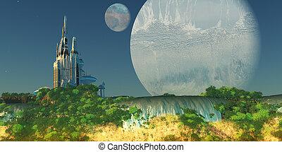 Epsilon Eridani Planet - The Epsilon Eridani star system has...