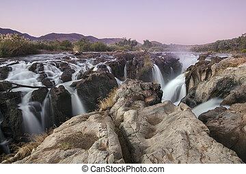 Epupa Falls, Namibia.