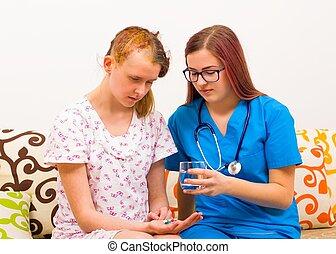 Epylepsy can be prevented - Neurosurgeon giving haloperidol...