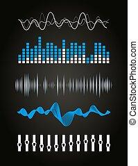 equalizer, audio
