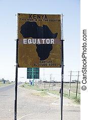 Equator - equator