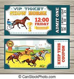 Equestrian Show Pass Tickets
