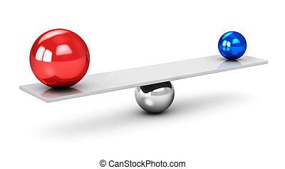 equilíbrio, conceito