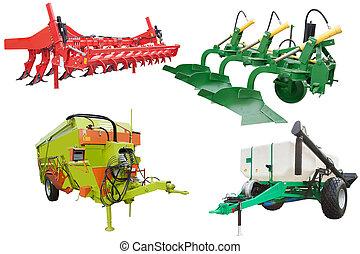 equipamento agrícola