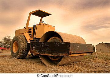 equipamento construção