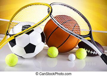 equipamento esportes
