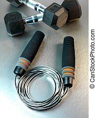 equipamento ginásio