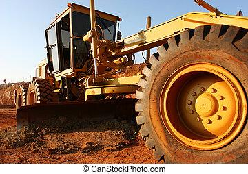 equipamento pesado