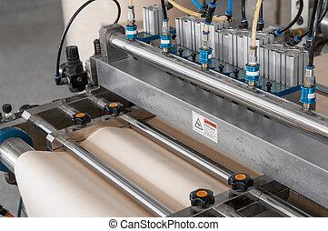 equipamento, producao, filtros, carros