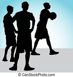 equipe basquetebol