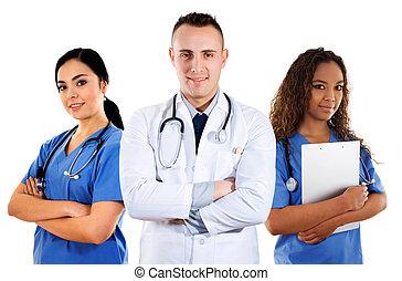 equipe médica