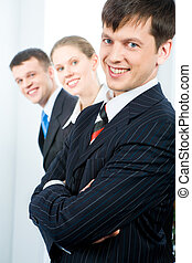 equipe, negócio