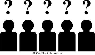 equipe, perguntas