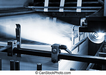equipment for a printing - The equipment for a printing in a...