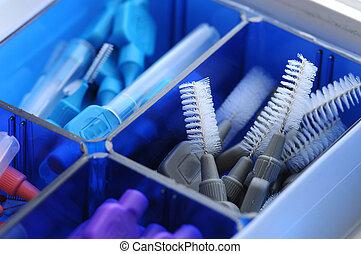 Equipment of dentist