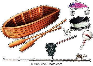equipments, altro, peschereccio