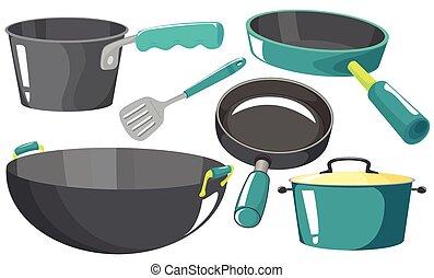 equipments, cozinha