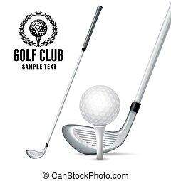 equipments, golfe