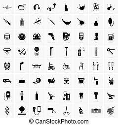 equipments, monde médical