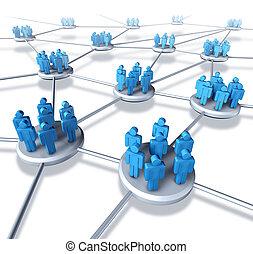 equipo, comunicación