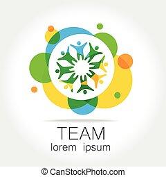 equipo, logotipo