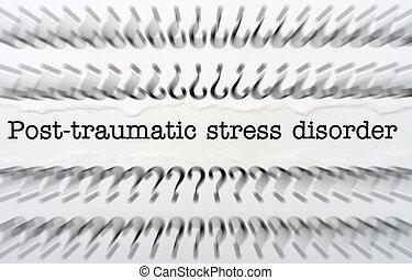 erő, összezavar, post-traumatic