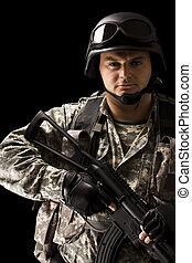 erőltet, hadsereg