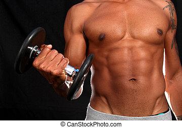 erős, hím, állóképesség, formál