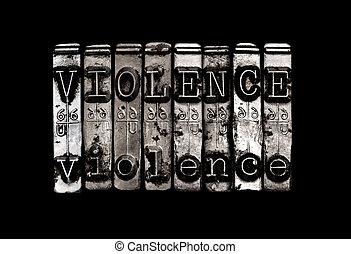 erőszak